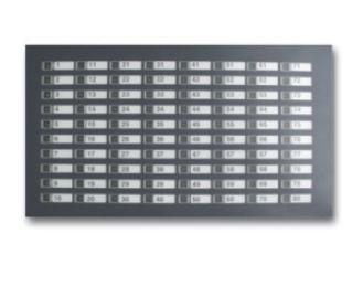 Панель со светодиодными индикаторами ANN880 в Алматы, Казахстан